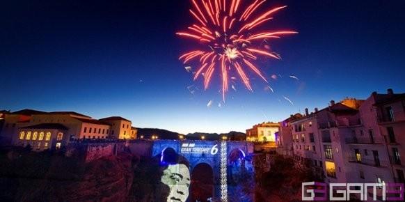 ronda gran turismo 6 fuegos artificiales