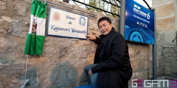 ronda gran_turismo_6 paseo kazunori yamauchi