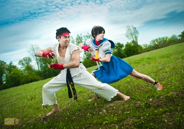 Street Fighter Cosplay 2