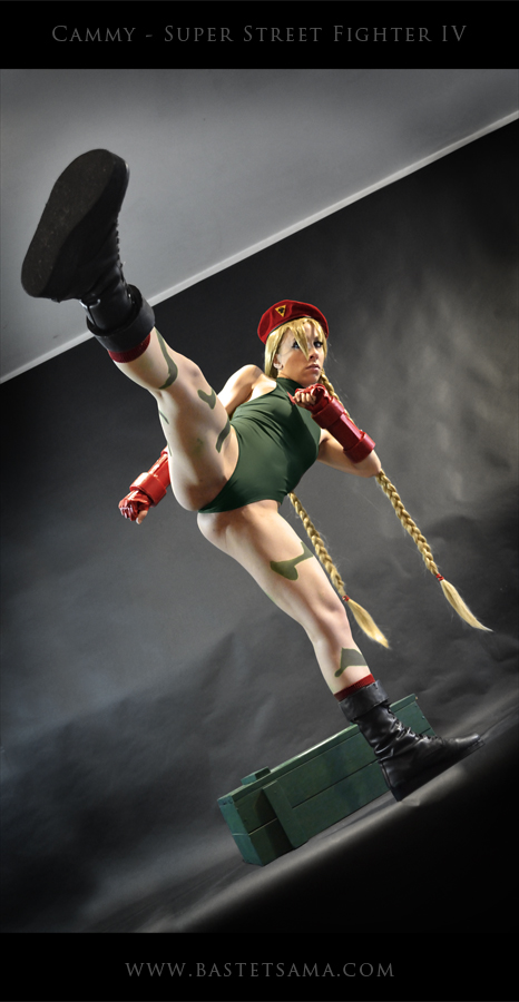 Street Fighter Cosplay 6