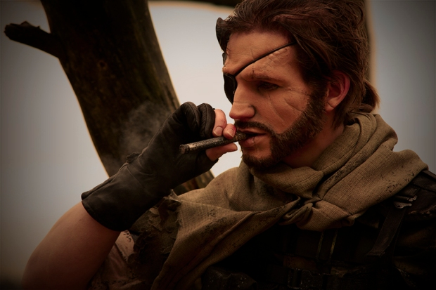 phantom pain cosplay 5