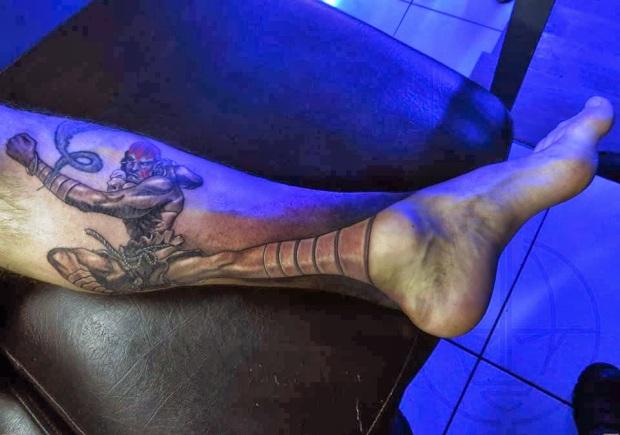 tatuaje dalsim