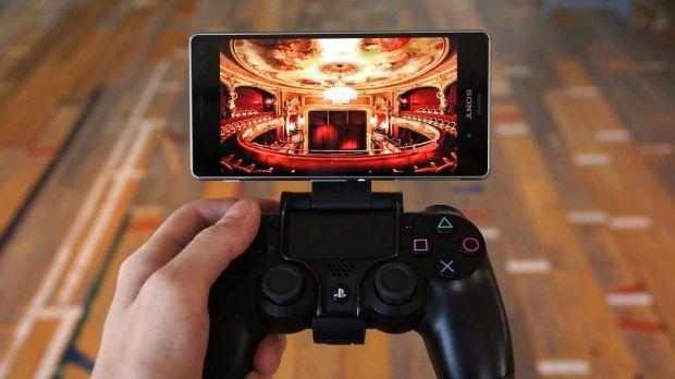 sony-xperia-z3 remote play 2