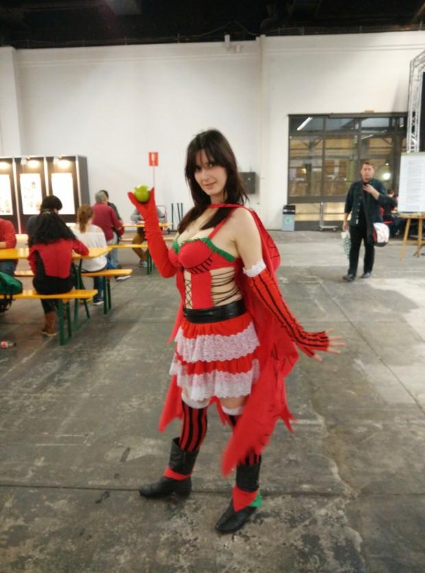 cosplay ficomic 2015 barcelona