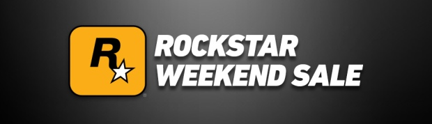 rockstar weekend sale humble store