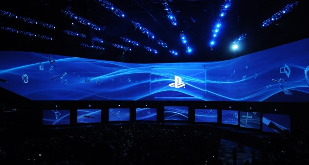 e3 2015 sony stand