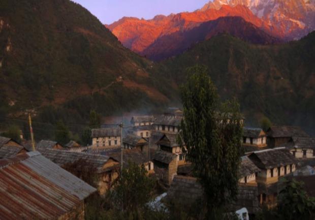 nepal pueblo