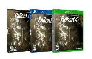 Fallout 4 Carátula