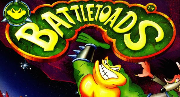 Battletoads titulo