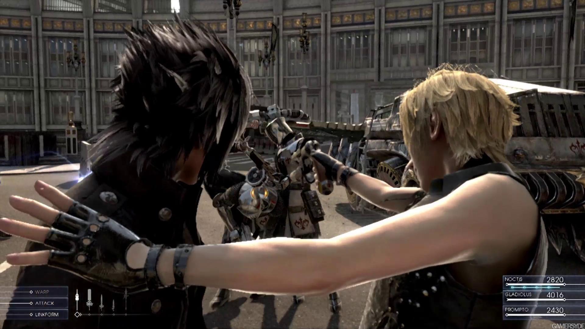 Podremos Ver Una Nueva Demo De Final Fantasy Xv En La