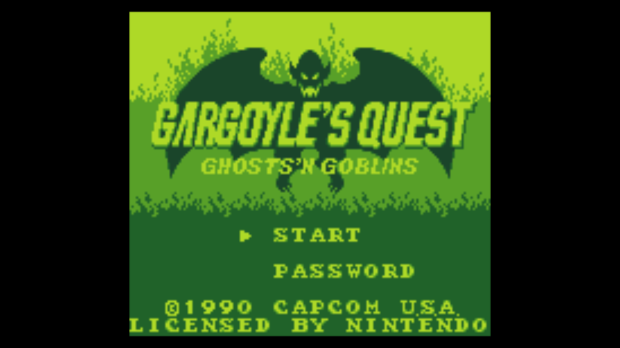 Gargoyles-Quest-Logo