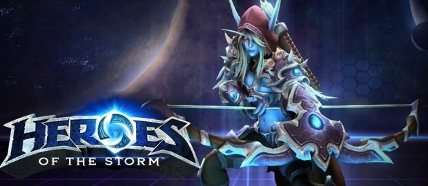 Heroes Of The Storm Sylvanas