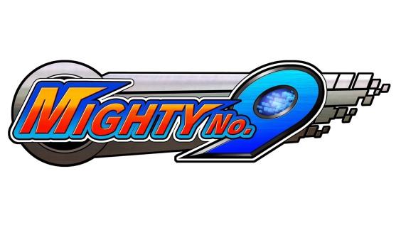 Mighty no9 Logo