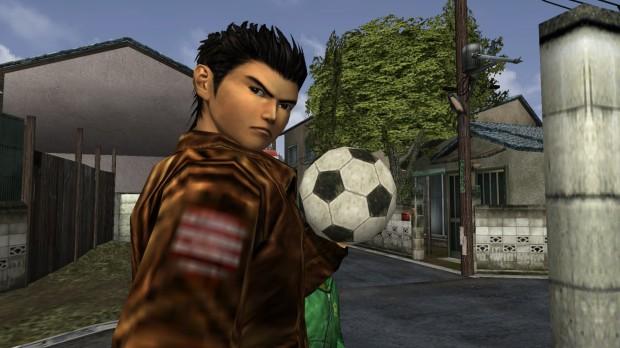 Shenmue 3 futbol