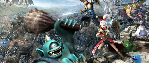 Dragon Quest Heroes persoanjes