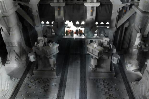 erebor lego - GAM3
