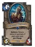 Armored Warhorse Hearthstone - GAM3