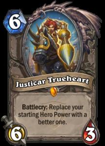 Herthstone Justicar Trueheart