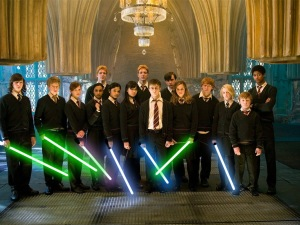 harry potter vs star wars - GAM3