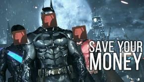 batman arkham fail