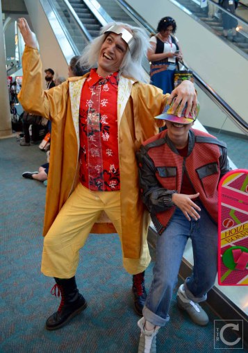 Comic-Con-2015-Cosplay-Funny-Outtakes-Doc-and-Marty-Back-to-the-Future