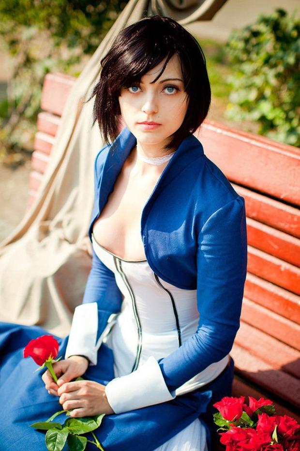 cosplay-elizabeth-BioShock-games-649158