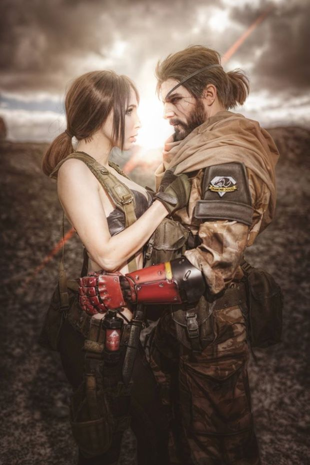 cosplay metal gear solid V the phantom pain 2