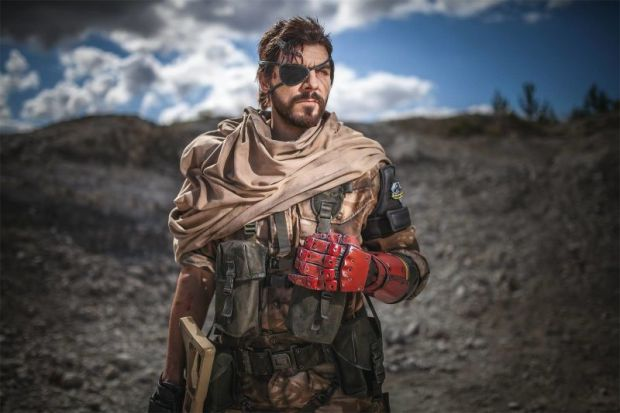 cosplay metal gear solid V the phantom pain 5