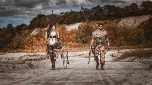 cosplay metal gear solid V the phantom pain 6