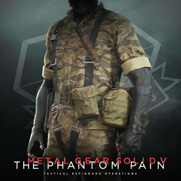 metal gear solid v the phantom pain dlc 1