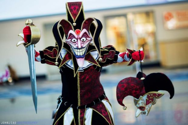 Blizzcon cosplay 10