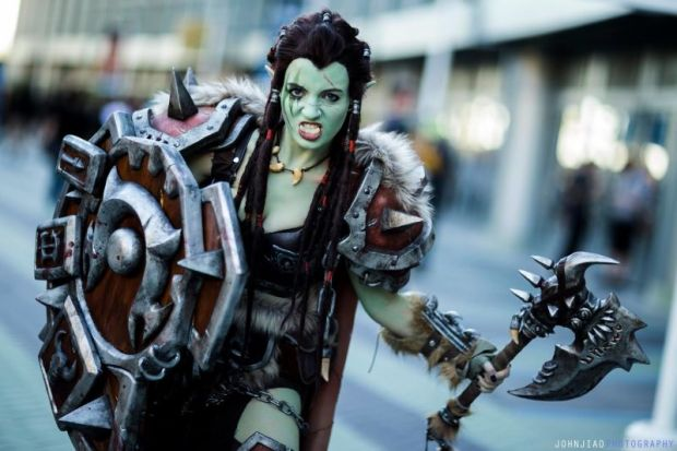 Blizzcon cosplay 13