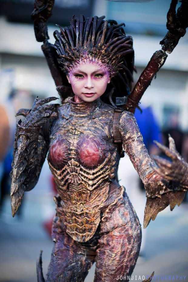 Blizzcon cosplay 2