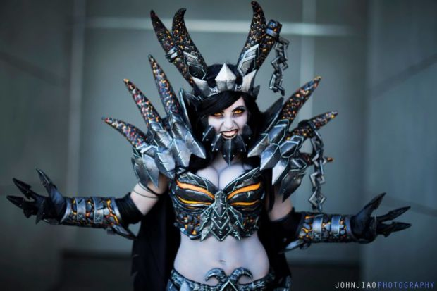 Blizzcon cosplay 3