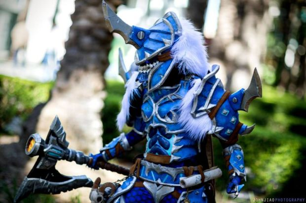 Blizzcon cosplay 5