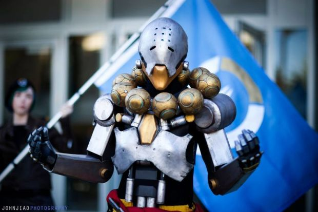 Blizzcon cosplay 6