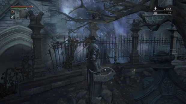 bloodborne the old hunters 7
