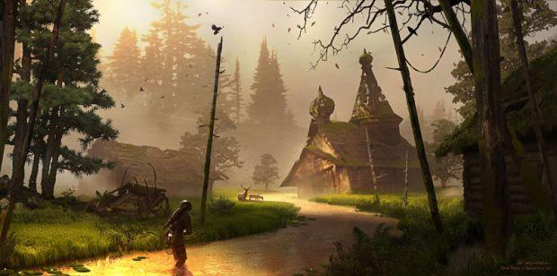 rise of the tomb raider arte 11
