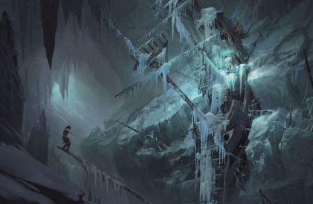 rise of the tomb raider arte 14