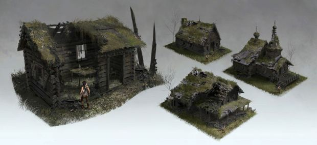 rise of the tomb raider arte 8