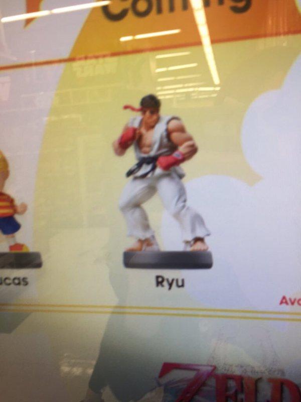 ryu amiibo toys r us