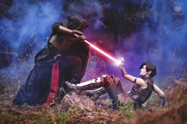 star wars kotor cosplay 1
