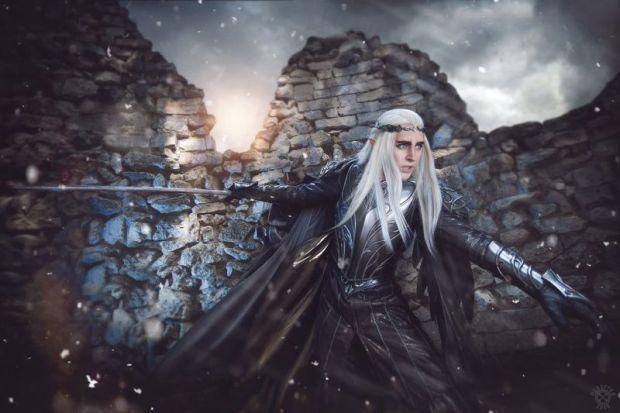 cosplay rey elfo 1
