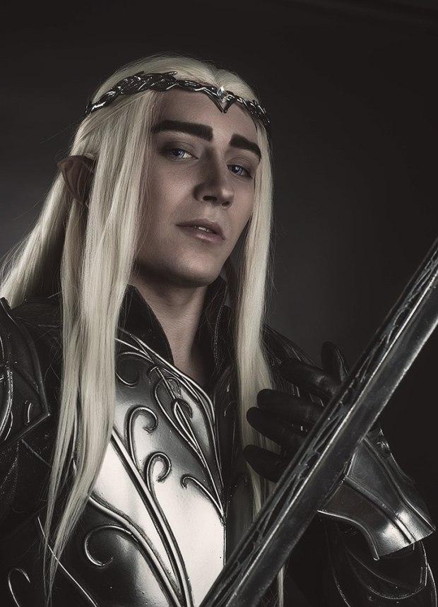cosplay rey elfo 3