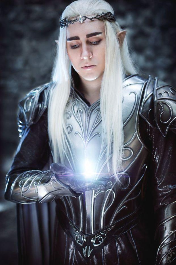 cosplay rey elfo 5