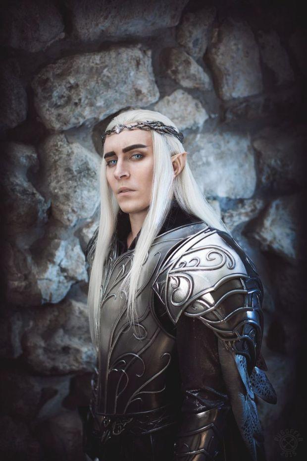 cosplay rey elfo 6