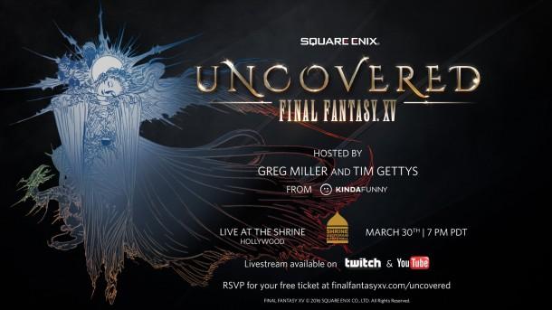 Final Fantasy XV Fecha de lanzamiento