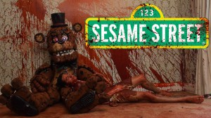 five nights at sesame street