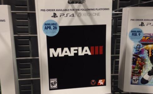 mafia 3 pre order