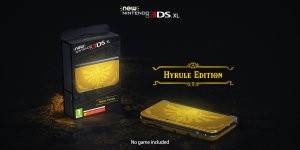 new 3ds xl hyrule edition